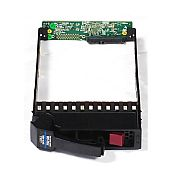 Gaveta HotSwap HP SATA SAS 3.5 Interposer Storage Works P2000