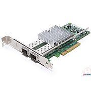 Placa de rede X520-SR2 LC 10Gb/s PCIe x8  (PRAZO MÉDIO DE ENVIO: 30...