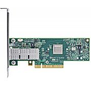 Placa de rede ConnectX-3 QRD 40Gb/s a 10GbE QSFP Single Infiniband...