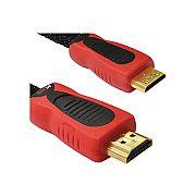 Cabo HDMI-Mini / HDMI em Nylon Coral 3m