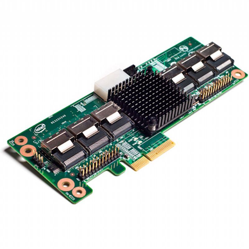 Controladora, Intel, RES2SV240, RAID, 24