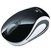 Mouse Optico Wireless M187 Preto Logitech