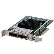 Placa de rede Intel X710-DA4 10Gb/s PCIe 3.0 x8 (8 GT/s) (Prazo de...
