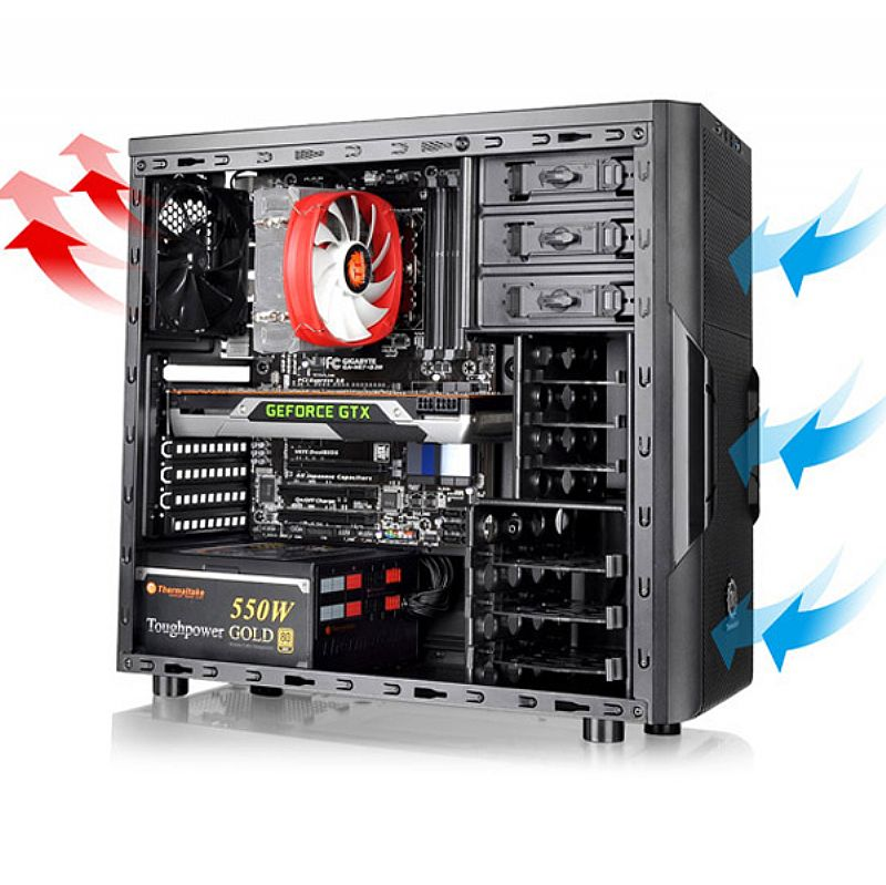 "Computador Intel Core i7 7700 Six Core 3.6Ghz - 8Gb DDR4 - HD 1TB ""7ª..."