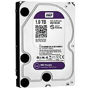 HD SATA Purple 1TB SATA III 6.0GB/S 64MB WD10PURZ