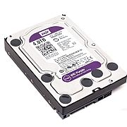 HD SATA Purple 4TB 6GB/s IntelliPower 64MB - WD40PURX