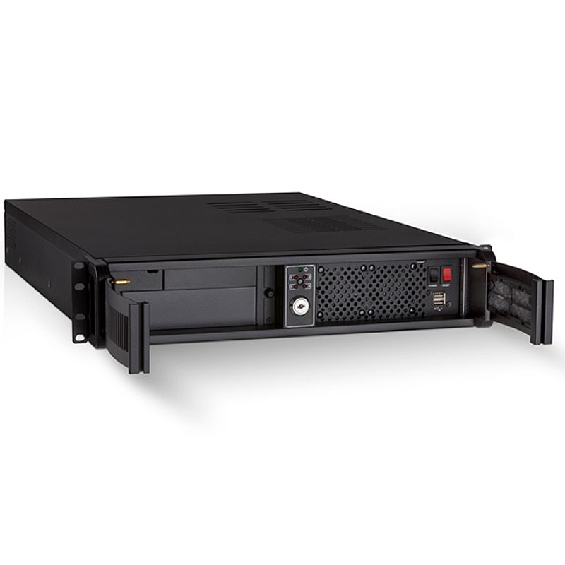 Servidor Cache Taghos T300 Core i7 7700 3.6Ghz - Rack 2U - 600W  -...