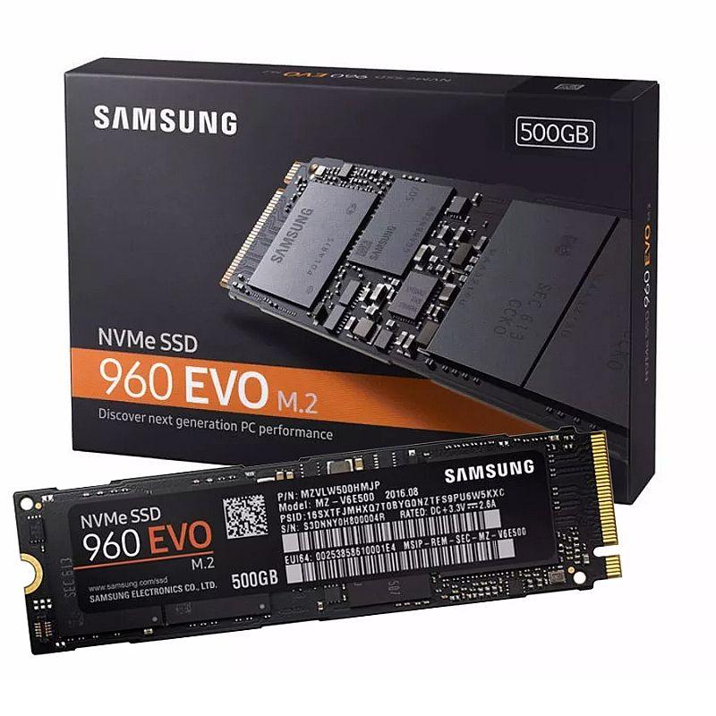 SSD Samsung EVO 960